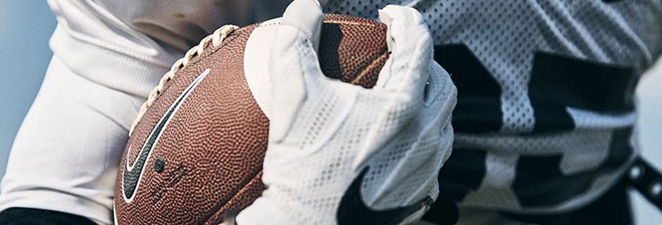 Nike American Football Gloves