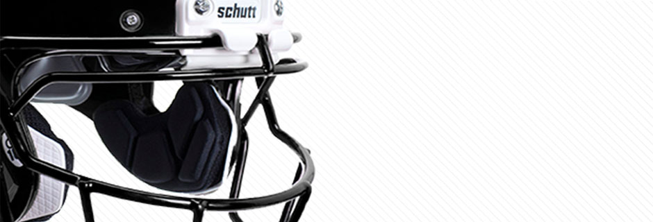 Schutt Q10 Faceguards