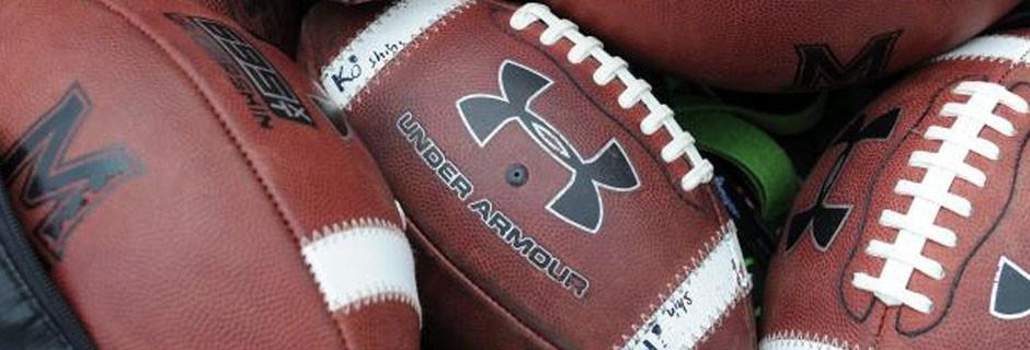 Under Armour American Footballs